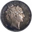 Rare Silver William IV Coronation Medal.