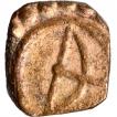Bronze Thira Cash Coin of Travancore.