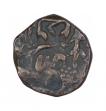 Copper One Paisa Coin of jayaji Rao of Lashkar Mint of Gwalior State.