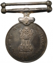 Cupro Nickel 20 Years Long Service Medal of Republic India.