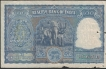 One Hundred Rupees Bank Note Signed by B. Rama Rau of 1953.