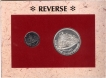 UNC Set of 50th Year of Independence of Mumbai Mint of 1997.