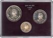 UNC Set of Netaji Subhas Chandra Bose Centenary of 1997.