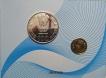 UNC Set of Mother Teresa Birth Centenary Kokata Mint of 2010