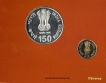 UNC Set of Income Tax  150 Years Of Bulding India of 2011.