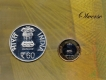 UNC Set of 60 Years of Coir Board of 2014.