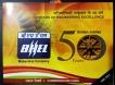UNC Set of 50 Years of BHEL of Kolkata Mint of 2015.