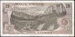 Twenty Schilling Bank Note of Austria of 1967.