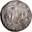 Silver One Rupee Coin of Kotah State.