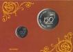 2004 Proof Set of 150 Years of India Post of Kolkata Mint.