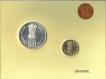 2006 Proof Set of 50 Years Celebration of ONGC Kolkata Mint.