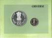 2007 Proof Set of Bal Gangadhar Tilak of Mumbai Mint.