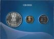 2010 Proof Set of 19th Commonwealth Games of Kolkata Mint.