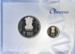 2011 Proof Set 100 Years of Indian Council of Medical Research.