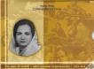 2014 Proof Set of Centenary of Begum Akhtar of Kolkata Mint.
