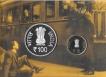 2015 Proof Set of 100 years of Mahatma Gandhi's Homecoming.
