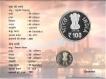 2015 Proof Set of 175th Birth Anniversary of Jamsetji Tata.