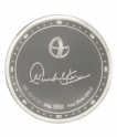 Sachin Tendulkar 20g Swiss Silver Sovereign-Limited Edition.