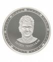 Sachin Tendulkar 20g Swiss Silver Sovereign Limited Edition.