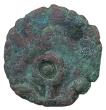 Copper Unit of Satakarni I of Satavahana Dynasty.
