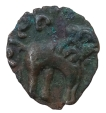 Copper unit of Sri Satakarni of Satavahana Dynasty.