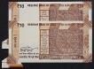 Error Ten Rupees Bank Note Signed by Urjit R Patel of 2018.