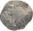 Punch Marked Silver Karshapana Coin of Magadha Janapada.