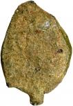 Bell Metal Coin of City State of Kurapurika.