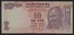 Error Ten Rupees Banknote Signed by Raghuram G Rajan of 2015