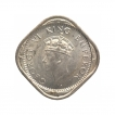 Cupro Nickel Two Annas Coin of King George VI of Bombay Mint of 1939.