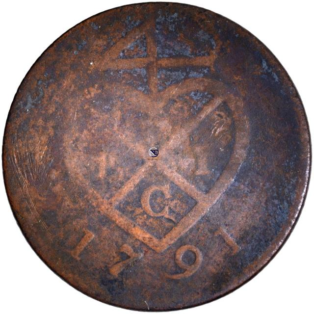 Copper Pice of East India Company of Bombay Presidency.