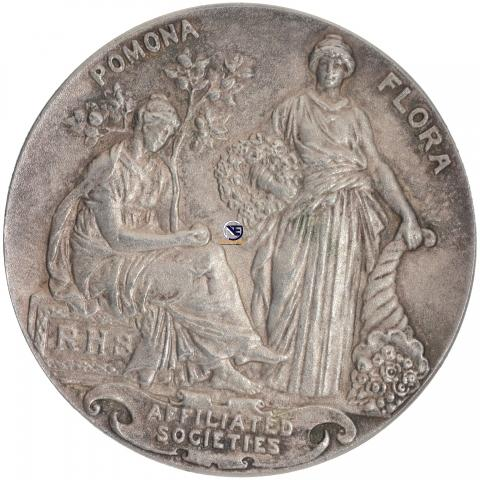 Silver Medal of RHS Affilitated Societies of United Kingdom.